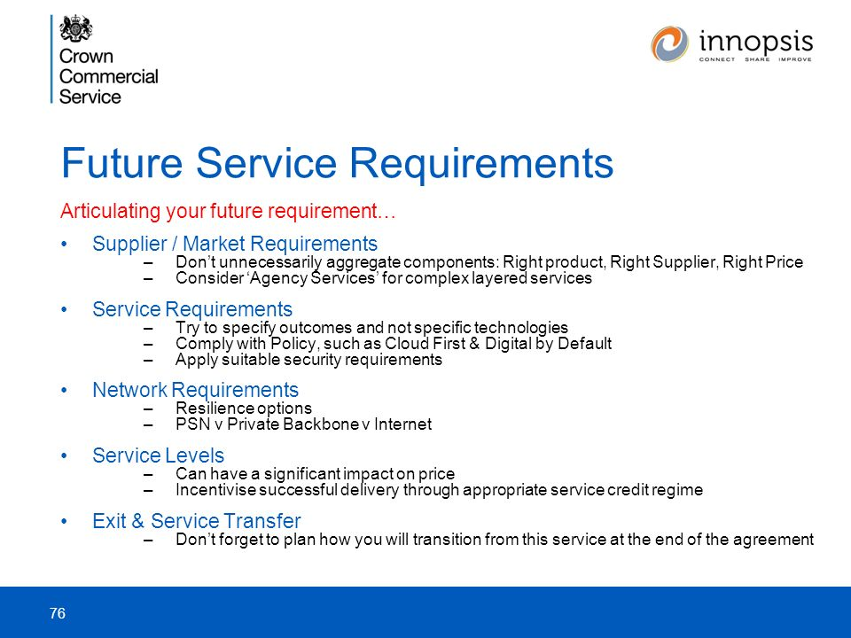 Network Services Agreement Rm1045 A Better Way To Buy Network