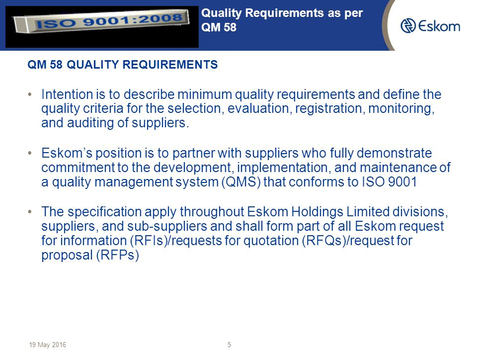 Quality Management Mutually Beneficial Supplier Relationships