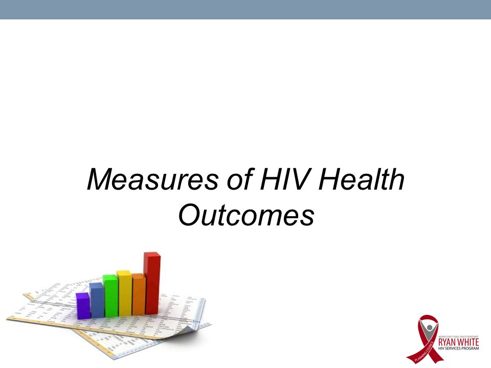 Measures of HIV Health Outcomes