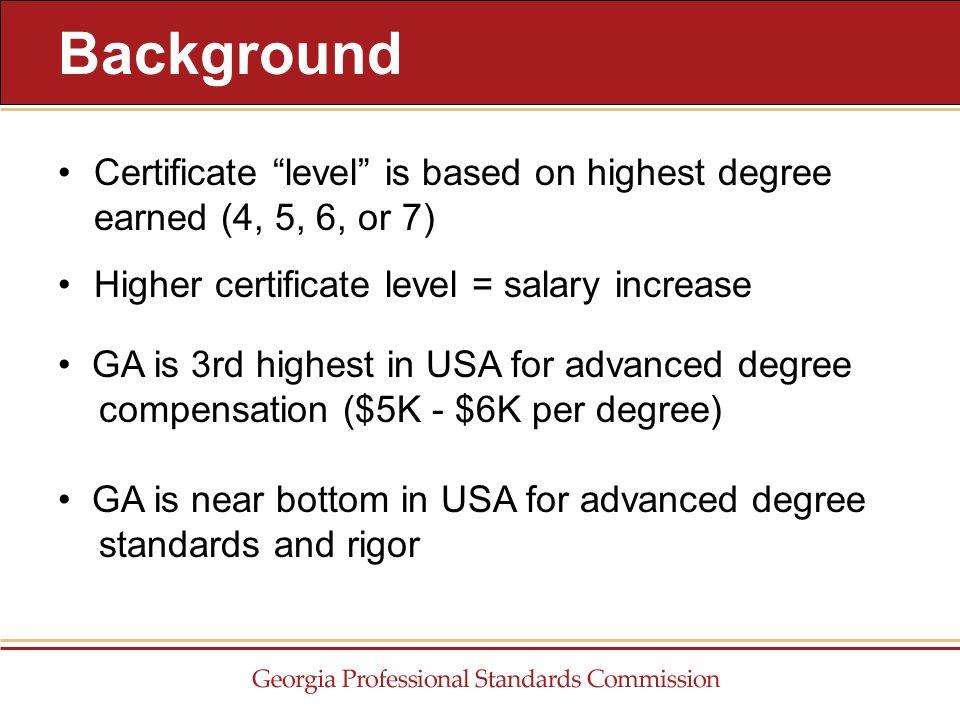 Rule Orientation Educator Certificate Upgrades Effective Dec 15 Ppt