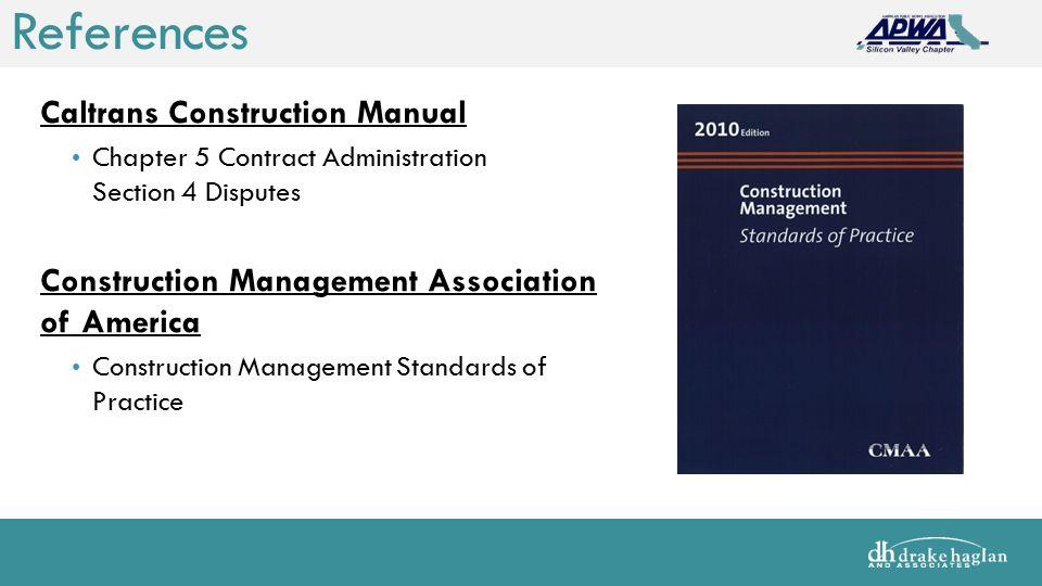 change order claims management module 9 change order management rh slideplayer com caltrans construction manual 2006 caltrans construction manual 2014