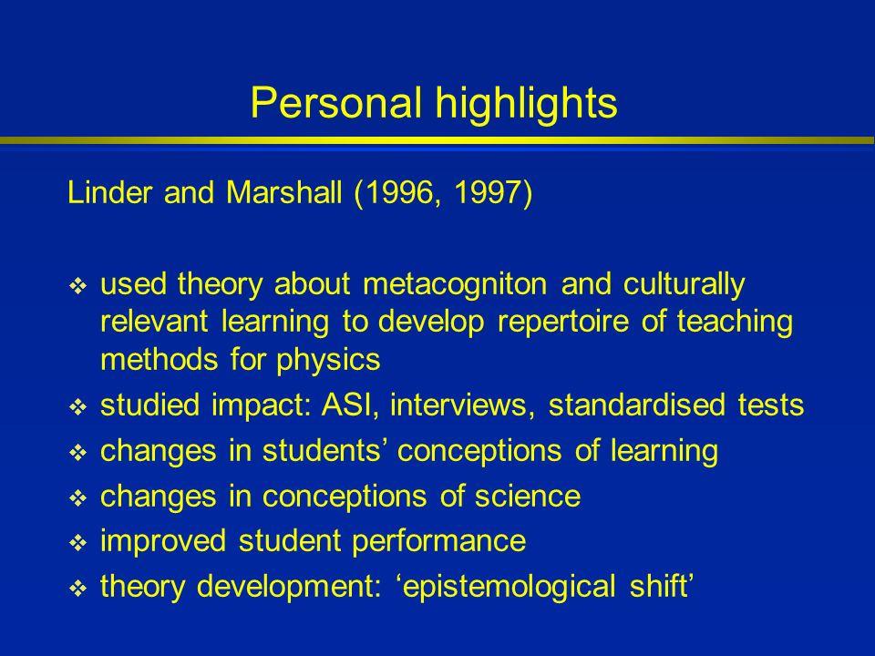 impact of teaching methods on students performance