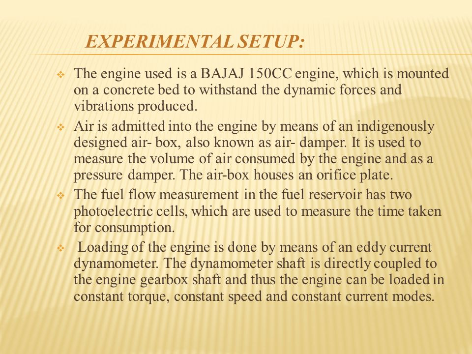 Our aim is to develop a catalytic combustion chamber in