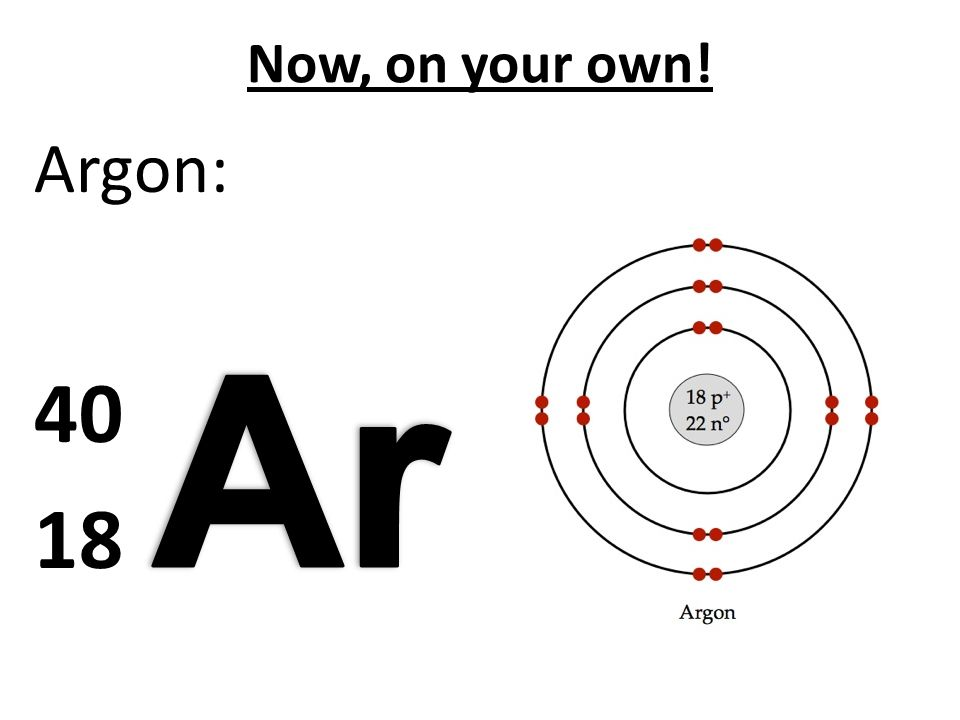 Bohr rutherford diagram for argon 40 example electrical circuit bohr models why bohr models 1 bohr models are used to predict rh slideplayer com bohr ccuart Images
