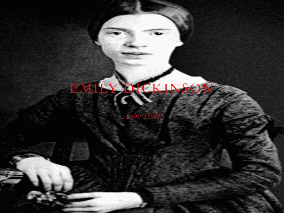 10 facts about emily dickinson