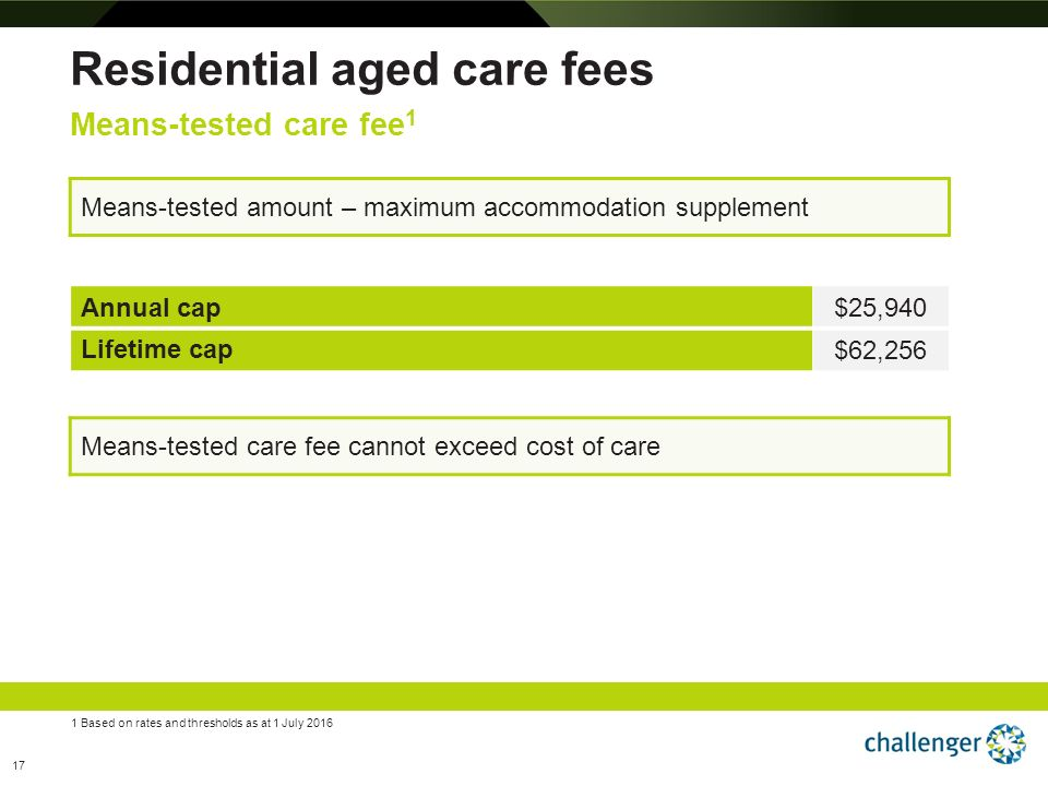 Challenger aged care calculator introduction on vimeo.