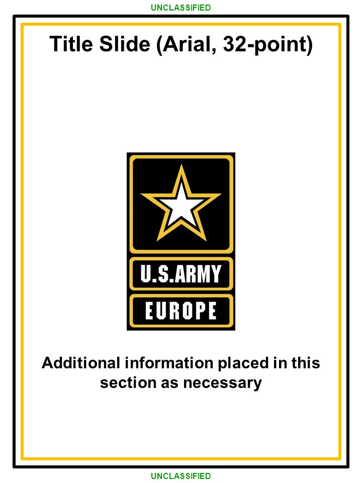 Army strong strong europe as of 19 nov 14title of brief presentation transcript 1 army strong toneelgroepblik Image collections