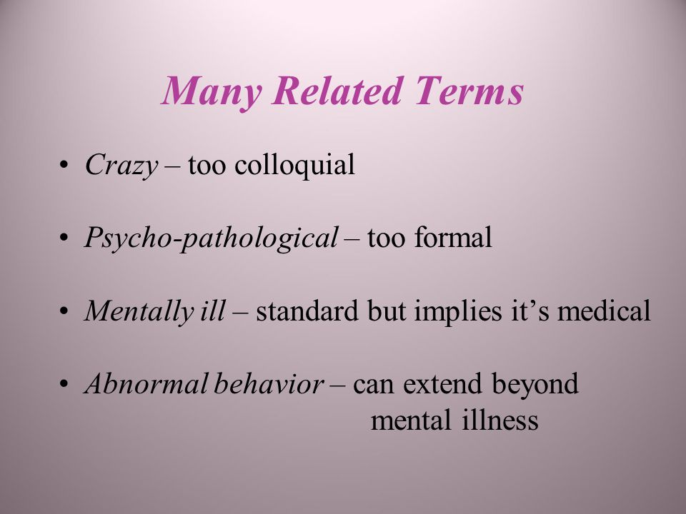 adnormal behavior Behavior that is unlike the majority of a healthy human population- behaviors which could pose a threat to one's livelihood or well-beingfrequently, abnormal behavior is viewed as being symptomatic of underlying problems ranging from emotional traumas to mental illness.
