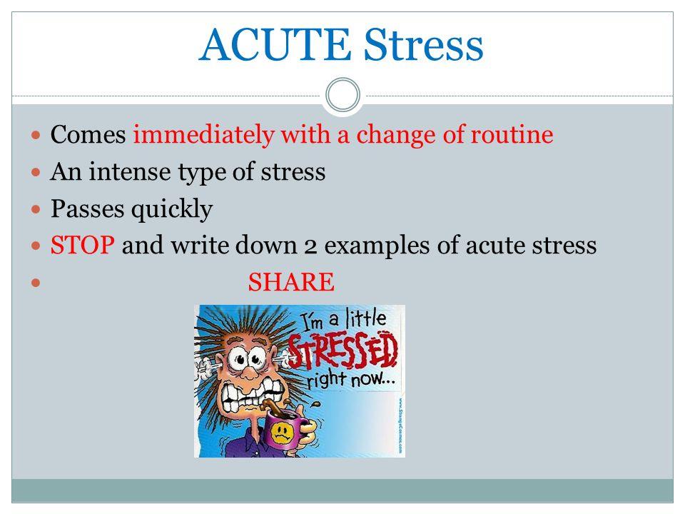 words to know stressor s adrenal glands stress respons e hormon es