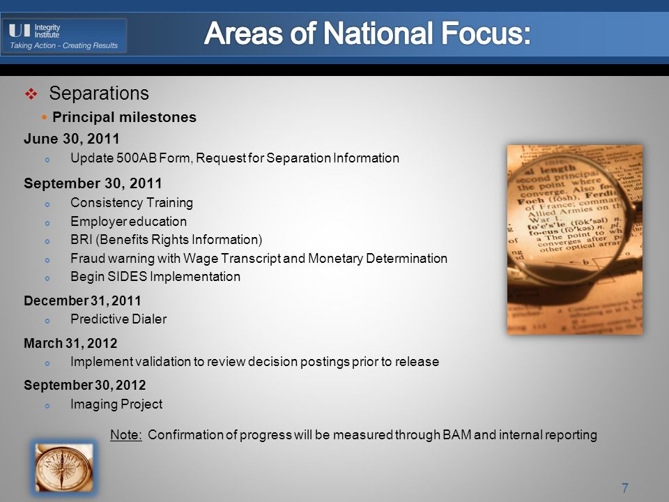 June 23 Strategies To Address Areas Of National Focus Benefit