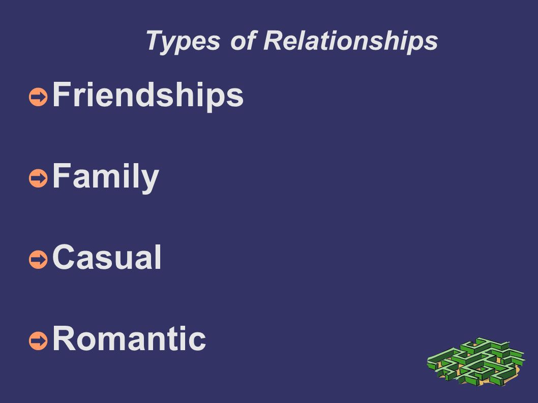 Are casual relationships healthy