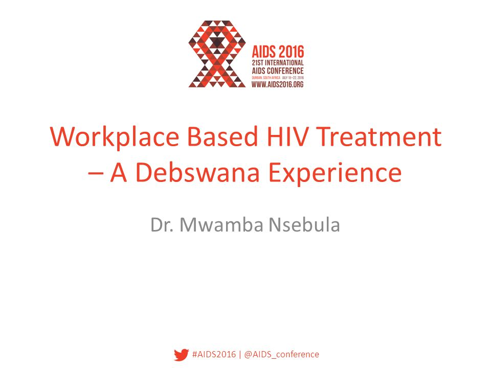 debswana case study on hiv/aids