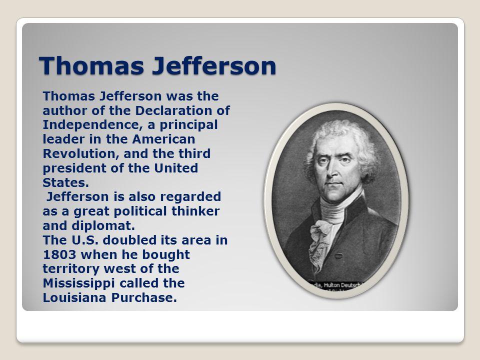 3rd President Of Usa Goldenacresdogs