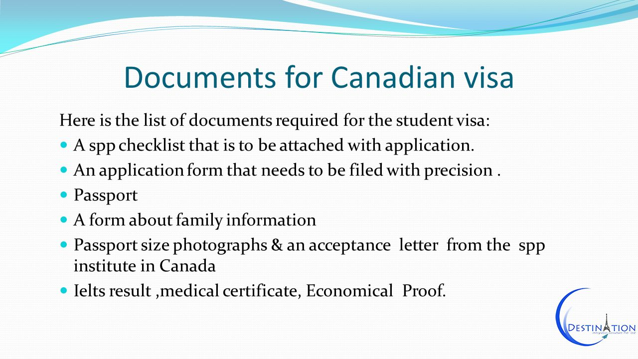 Student Visa For Canada  Why Canada If you want to study