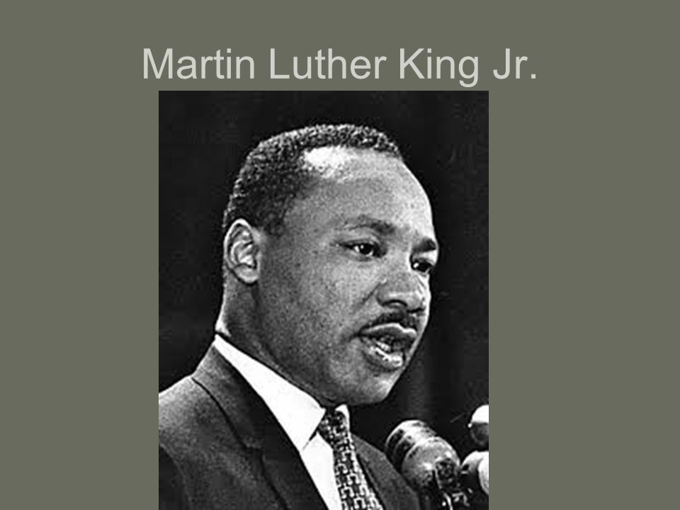 Civil Rights Martin Luther King Jr Mlk Jr Baptist Preacher Led