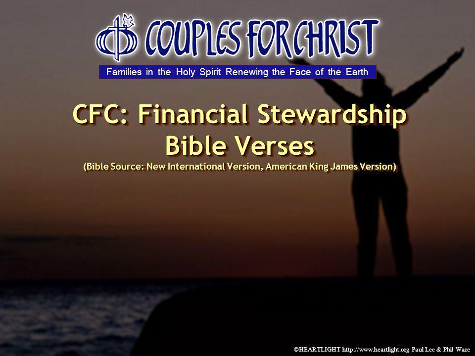 Ppt biblical stewardship (raising resources for evangelism.