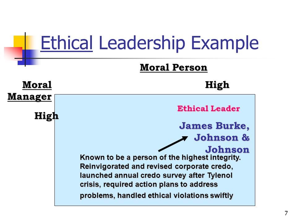 ethical leadership issues in the news