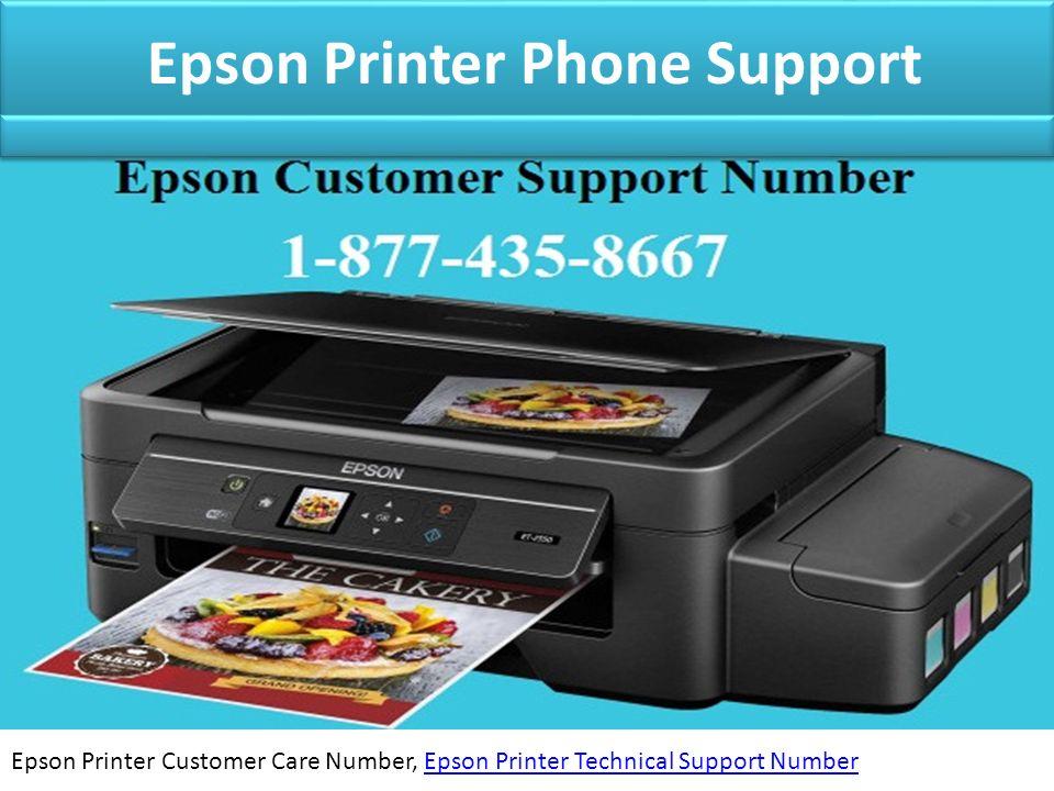 Epson customer support