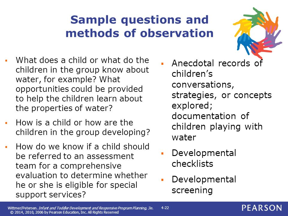 CHAPTER 4 The Power Of Observation Learning About Infants