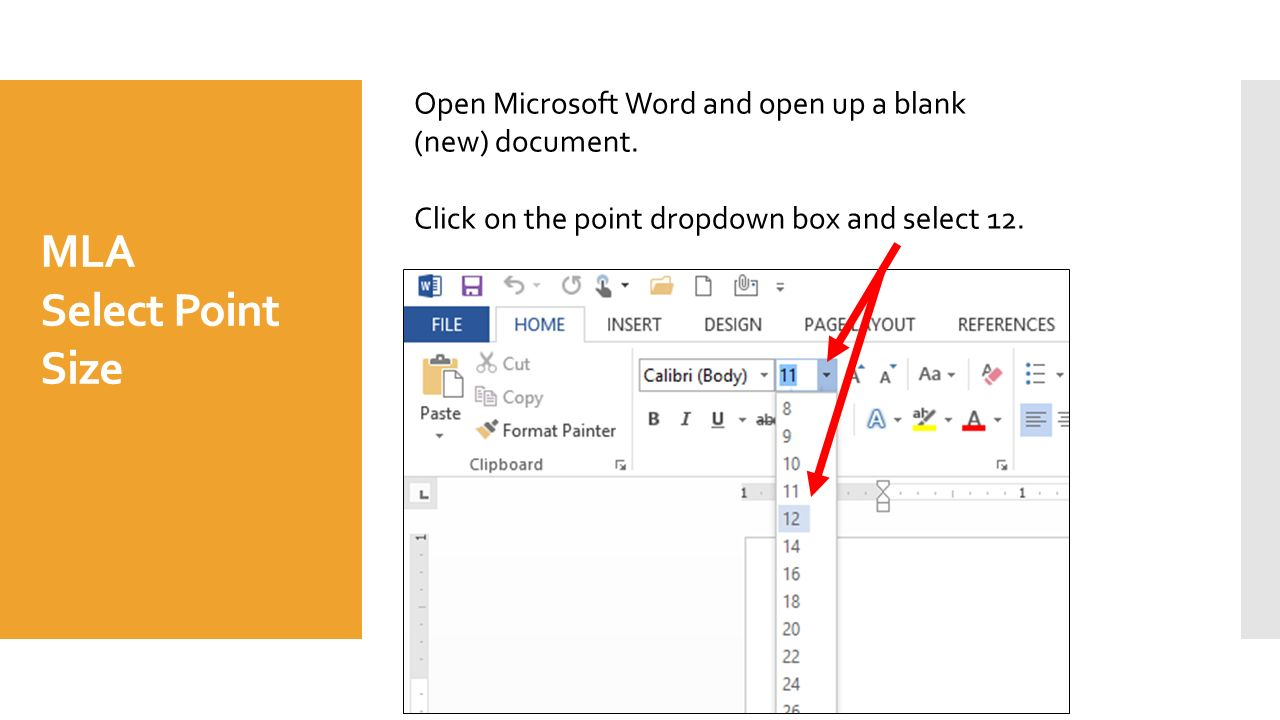 Setting Up an MLA or APA Style Paper in Microsoft Word