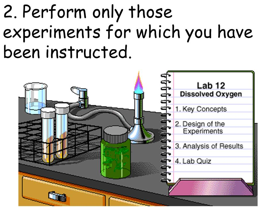 TOPIC Lab Safety AIM How Do We Practice Safety In The