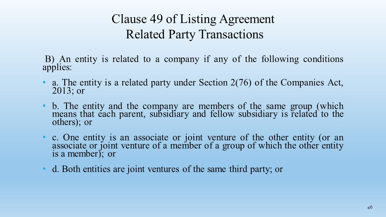 Related Party Transactions Cs Vinayak S Khanvalkar Partner Kanj