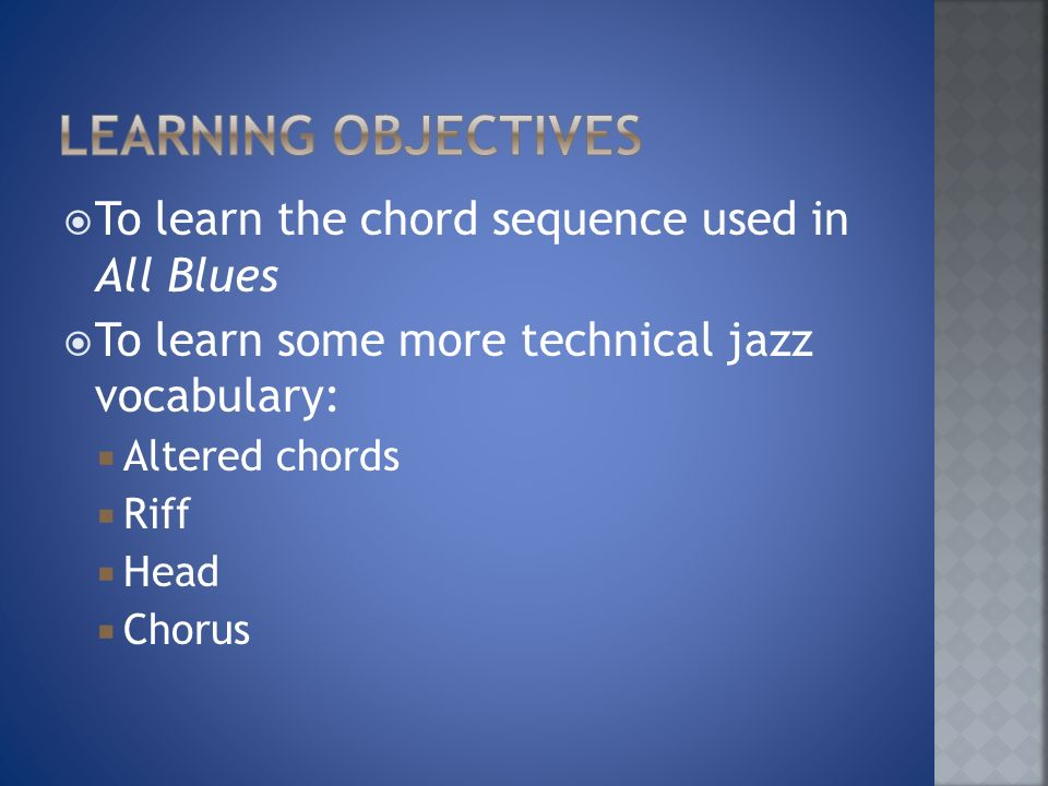 Aos3 Popular Music In Context To Learn The Chord Sequence Used