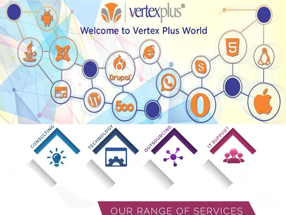 Company Profile Company Name: VertexPlus Software Pvt  Ltd