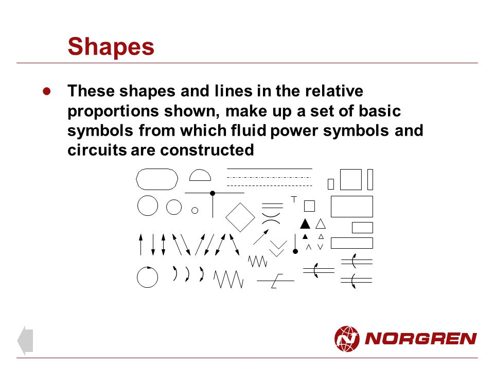 Pneumatic Symbols For system diagrams and component identification ...
