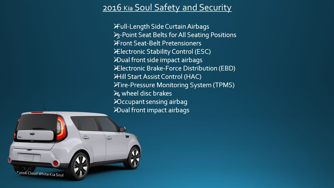 2016 Kia Soul (Base, +, !) Westside Kia – Houston's Kia