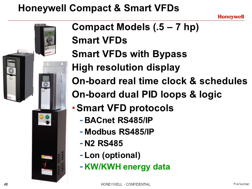 Introduction to Honeywell 2015 The big-picture view Victor