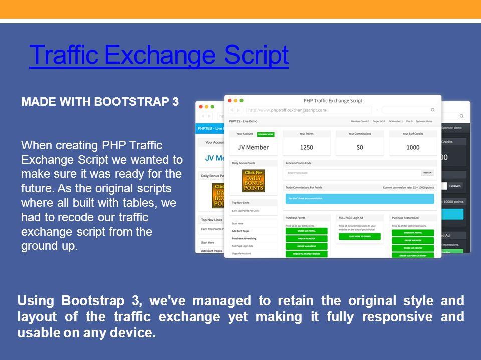 Open Source Link Exchange Script