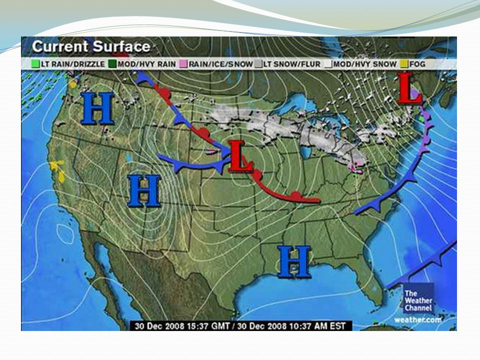 Fronts And Weather Maps Consider This Uneven Heating Of The Earth
