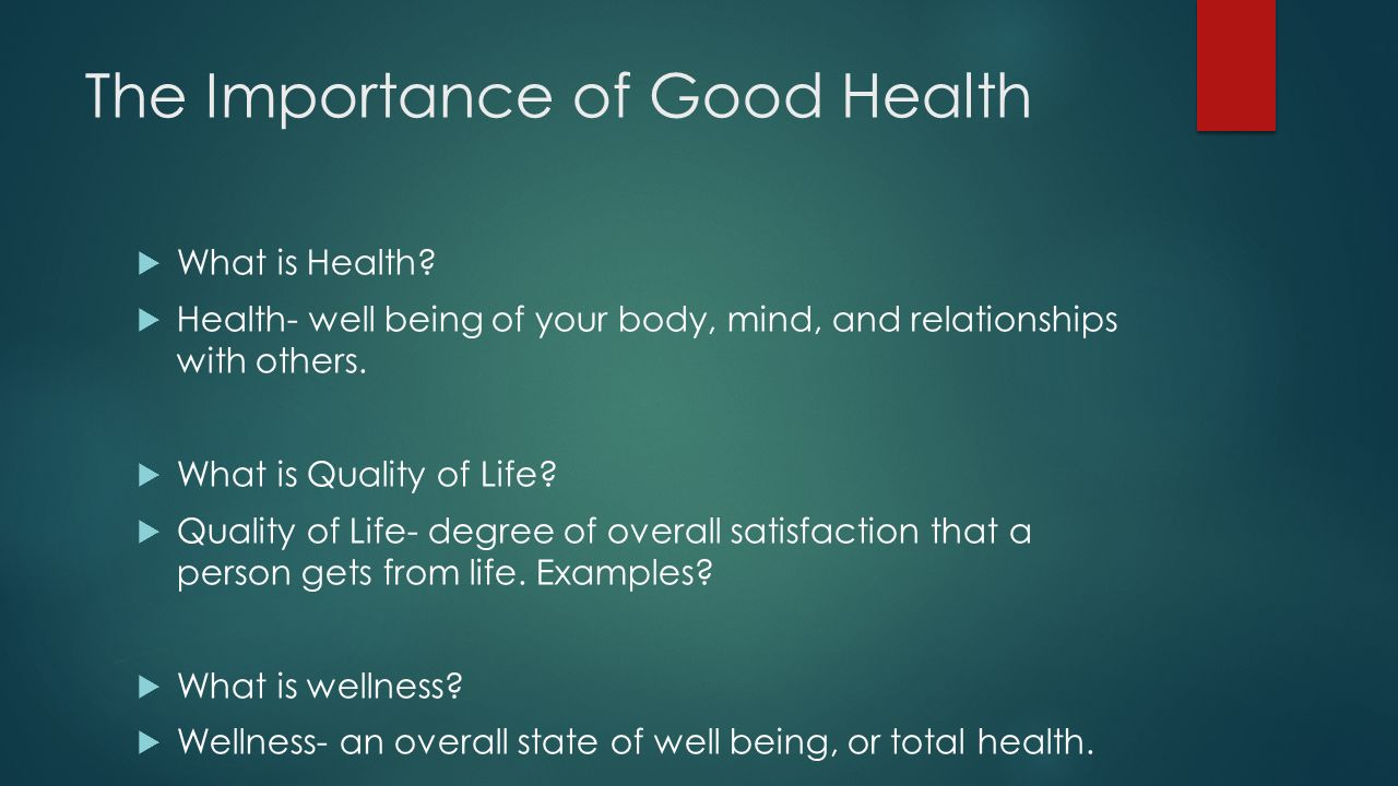 What is a healthy lifestyle A healthy lifestyle and its components. Promotion of healthy lifestyles 24