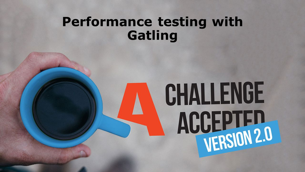 Performance testing with Gatling  Intro/Agenda Performance