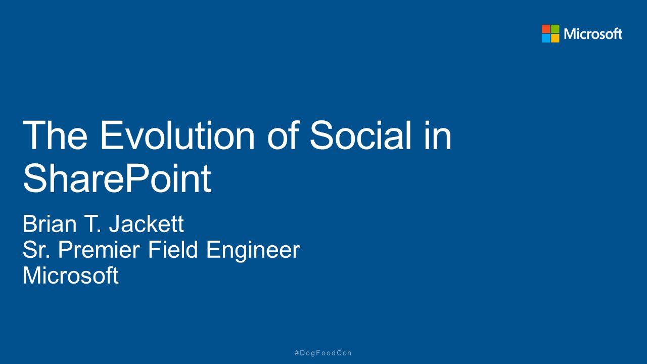 Sr  Premier Field Engineer at Microsoft SharePoint Dev