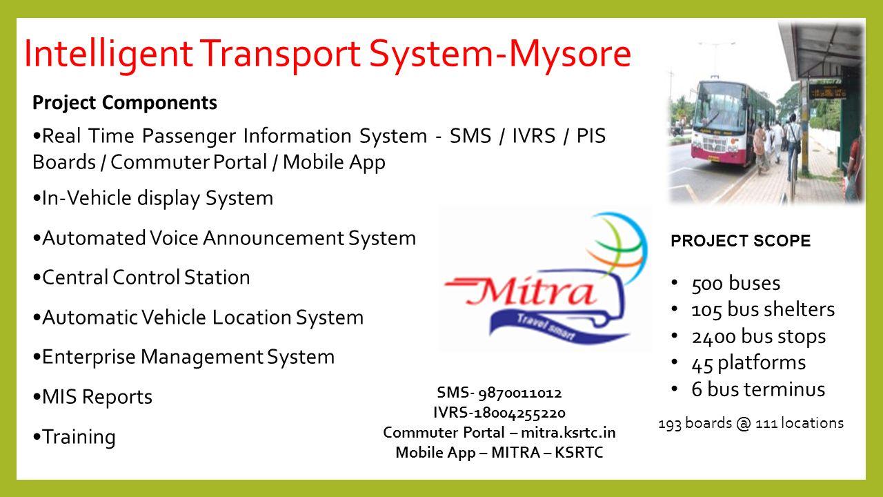 It In Ksrtc Karnataka State Road Transport Corporation Ppt Download
