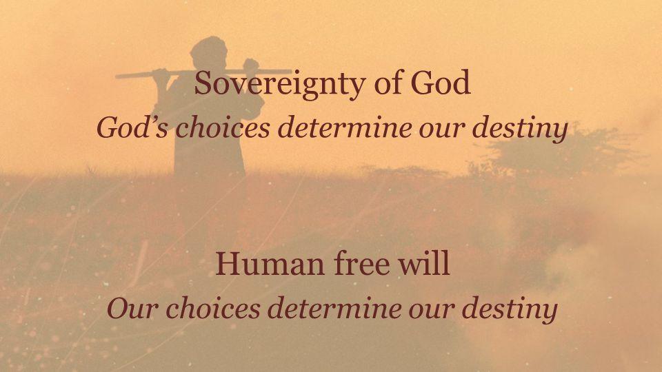 JACOB: CHOSEN GENESIS 25 & 27  Sovereignty of God God's choices