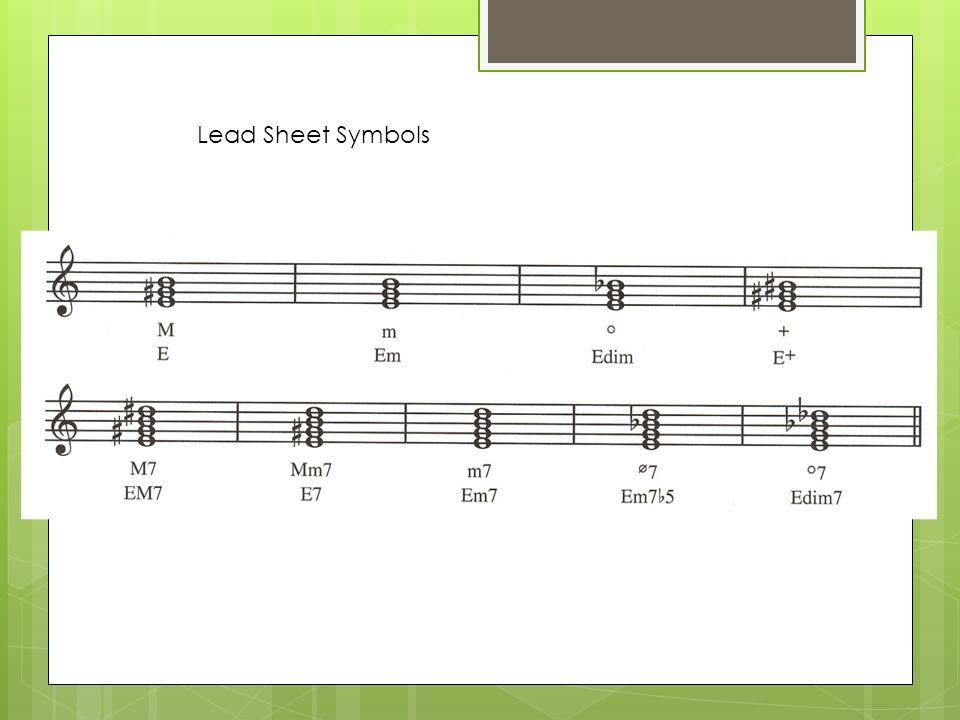 Ap Music Theory Triads And Chords Triads Tonal Harmony Makes Use