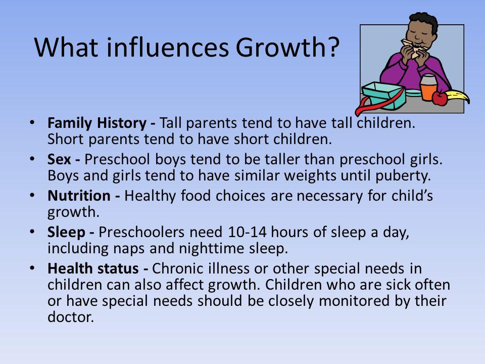 short parents tall kids