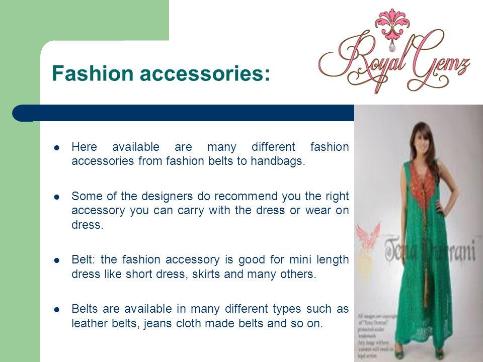 Royalgemz present a new trend Designer clothes: worth paying