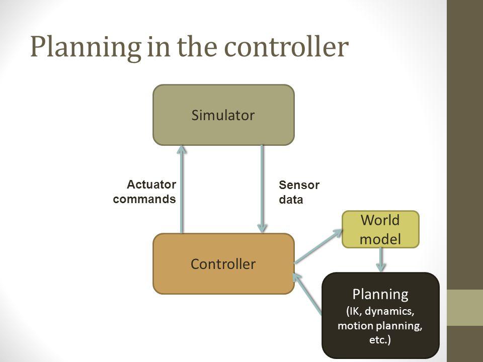 Dynamics, Simulation, and Control in Klamp't Kris Hauser ECE