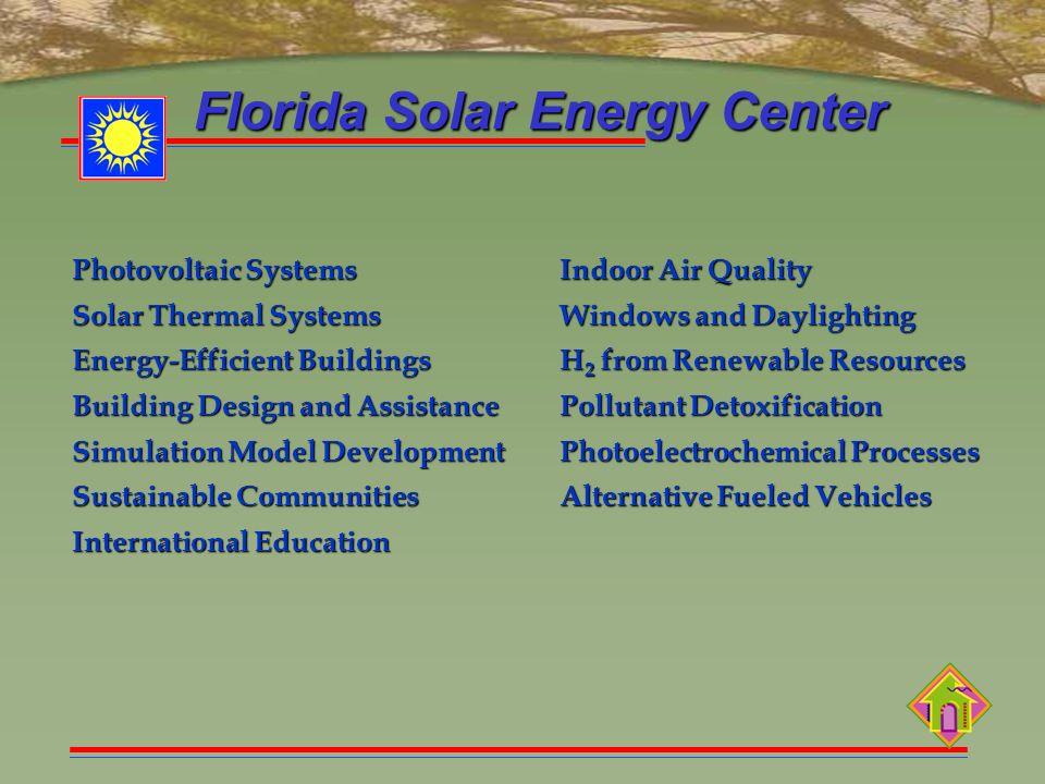 Florida renewable energy ass piece can