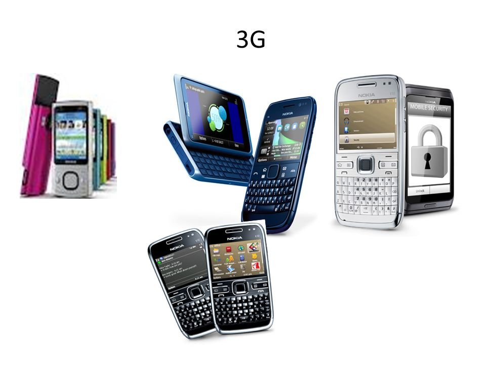 3g and 4g mobile communication