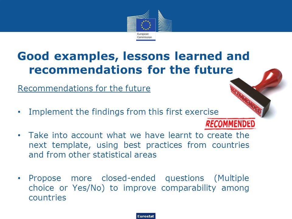 Eurostat Quality reporting on energy statistics Framework and ...