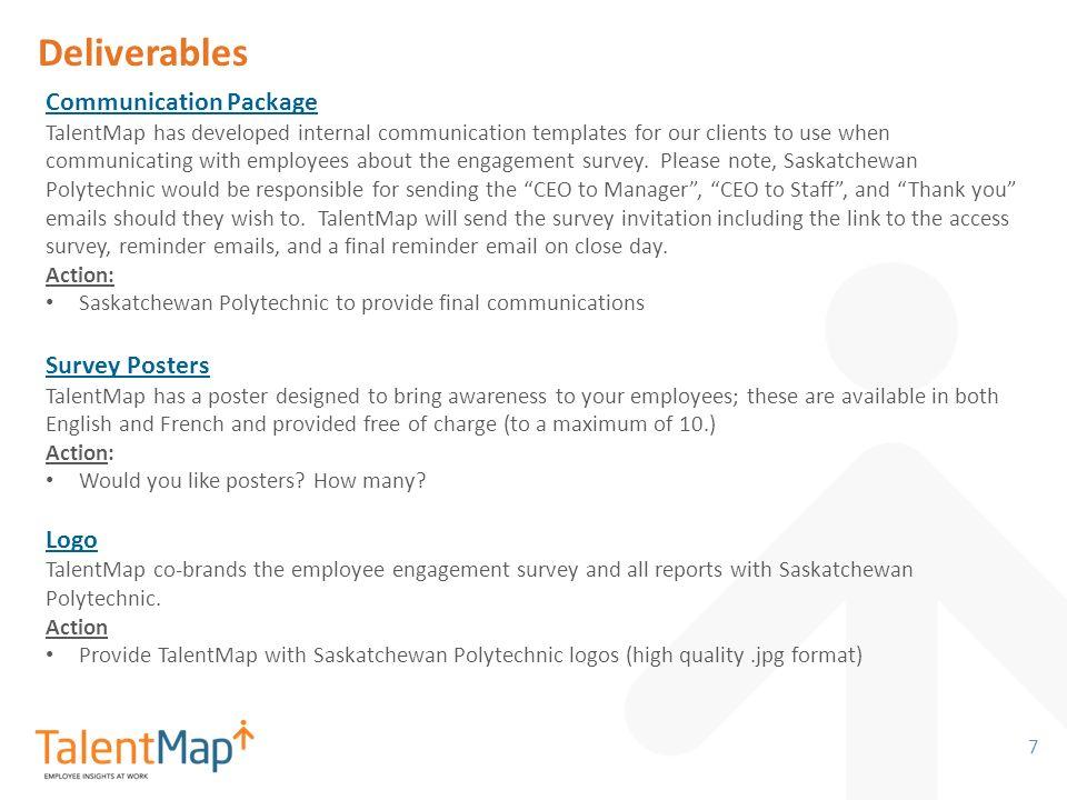 Saskatchewan Polytechnic Employee Engagement Survey Saskatchewan ...