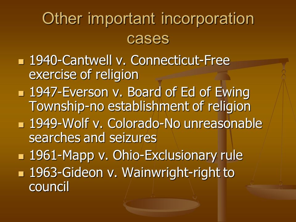everson v board of education of ewing township