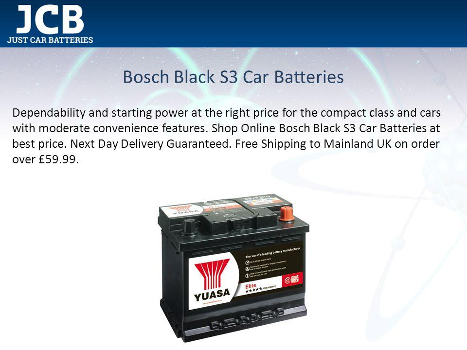 Cheap Bosch Car Batteries Bosch Car Batteries Bosch Car Batteries
