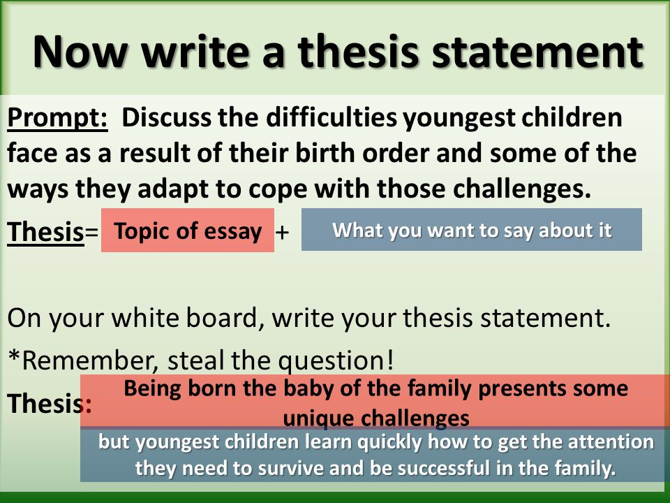 some thesis How to write a thesis 1 introduction 1 introduction this is a working guide on writing a thesis it is intended to assist final year and post-graduate students in electrical/electronic/it engineering at the centre for intelligent.