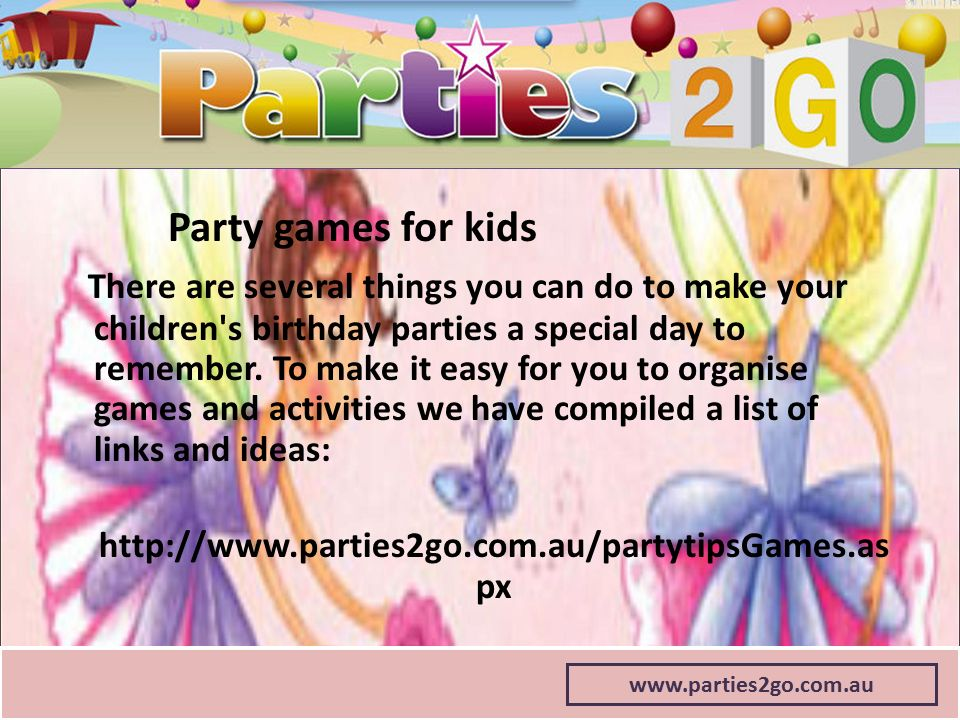 Welcome To Australias Leading Kids Party Supplies Store Ppt Download